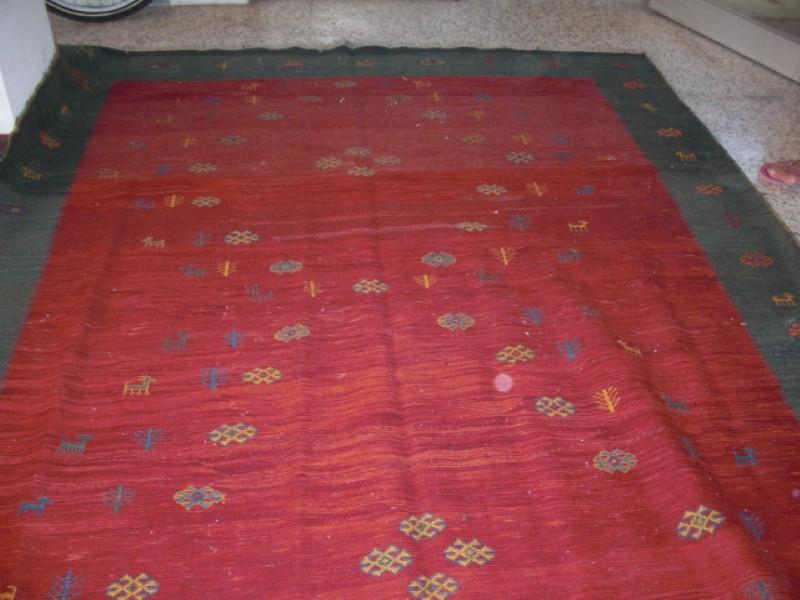 Kilim fino estilo gabbeh alfombras y kilims persas for Alfombras estilo persa